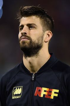 Gerard Piqué | 14 Soccer Players Who Will Make You Forget Beckham Even Exists