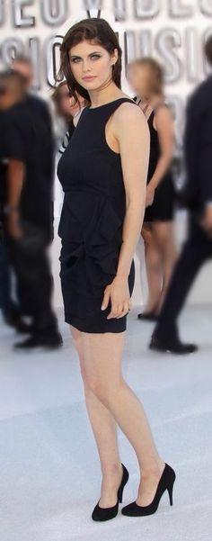 Alexandra Daddario .