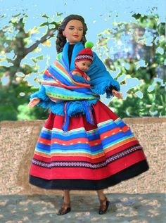 Peruvian Barbie, Dolls of the world. By PINKE at Flickr