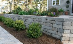Rumbled™ Wall Square | Pavestone