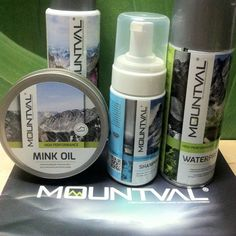 Nagroda W konkursie: zestawy Mountval sponsora biegu firmy KAPS
