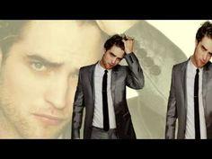 Robert Pattinson- I'm a man