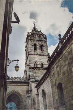 Torre Vieja de la Catedral de Lugo (Lugo - Spain)