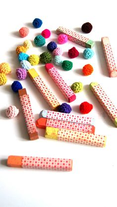 crochet little balls