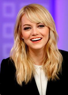 Hottest Medium Length Hairstyles with Bangs