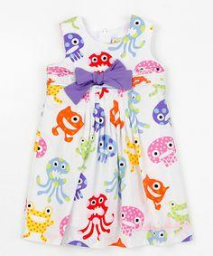 Lourdes Monster Dress