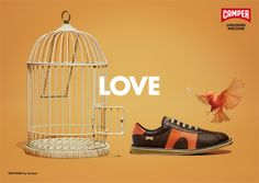 CAMPER SS13 Product Campaign by Jorge Alavedra, via Behance