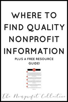 Looking for free, useful nonprofit resources? Here are 5 incredible nonprofit resources that you don't want to miss out on!