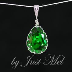 green jewelery