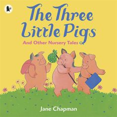 This the original book of the three little pigs. it was an old nursery so it wasn't a true story. This photo of the book is different from the other different cover photos of the same story just a different copy of the book.