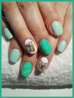Koala Manicure