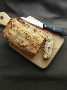 [Paleo Carmelized Plantain Bread.]