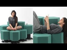Lift Bit |  A Sofa You Can Control From Your Phone.