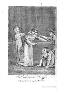The Book of Games, Or, A History of Juvenile Sports  1812