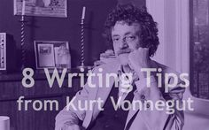 KurtVonnegut's stories and prose are so memorably witty. If you haven't read such classics asCat's Cradle,Breakfast Of Champions, andSlaughterhouse Five, you have pleasant surprises awaiting you! Andhis advice on writing...