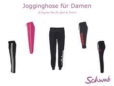 Die vielseitige #Jogginghose für #Damen ist der ideale Begleiter für Sport und Freizeit.