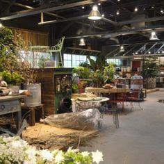 'Terrain' Opens Garden Center, Café in Westport