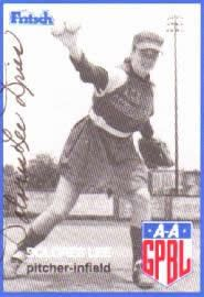 Dolores Dries  Nickname: Pickles  Hometown: Jersey City, NJ Born: 04/21/1935  Throw Hand: Right  Bat Handed: Right  Positions: Pitcher,Utility Infield  History: Rockford Peaches (1952, 1953, 1954)