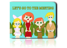 Let's Go to the Meeting - Sit Still Book Small Book, Book Design, Letting Go, Childrens Books, Singing, Let It Be, Activities, Reading, Kids