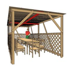 The E-Z build sukkah - plans and very detailed instructions!