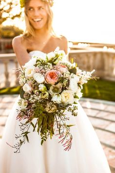 gorgeous bouquet by Stems Floral Design
