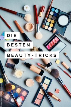 Der richtige Beauty-Tricks für jedes Problemchen