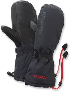 Keep those hands warm with these expedition mittens.