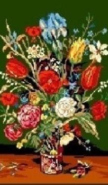 (2) Gallery.ru / Все альбомы пользователя erzsi Painting, Punto De Cruz, Dots, Painting Art, Paintings, Painted Canvas, Drawings