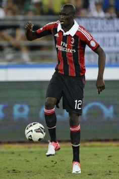 Bakaye Traoré (born 6 March 1985) is a French-born Malian footballer who plays as a central midfielder for Milan, having previously played for Amiens and Nancy. He has been capped at international level by Mali.