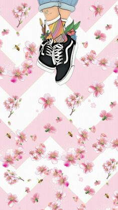 Shoes Wallpaper, Go Wallpaper, Tumblr Wallpaper, Cute Backgrounds, Cute Wallpapers, Wallpaper Backgrounds, Fuentes Disney, Daisy Drawing, Picture Design