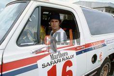 1981 Safari Rally, Dodge Ramcharger Munari Sodano