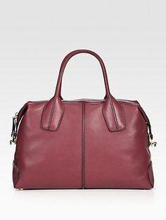 Tods Bauletto large media #satchel #handbag