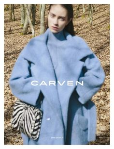 NOW THAT IS FRESH Carven Gets Out of Focus for Fall 2013 Campaign by Viviane Sassen