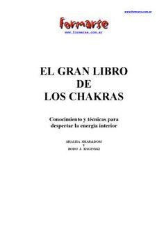 Libro de los chakras