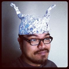 tinfoil+hat | photo