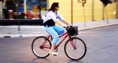 Poder andar en bicicleta en otras partes del mundo