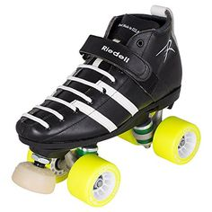 Riedell Roller 265 Wicked Black 75 DB * See this great product. (This is an affiliate link) #InlineSkating