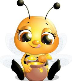 lovely cartoon bee set vectors 03 - https://www.welovesolo.com/lovely-cartoon-bee-set-vectors-03/?utm_source=PN&utm_medium=wesolo689%40gmail.com&utm_campaign=SNAP%2Bfrom%2BWeLoveSoLo