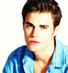 Stefan Salvatore - The Vampire Diaries Stefen Salvatore, Hey Good Lookin, Paul Wesley, Vampire Diaries The Originals, Badass, Eye Candy, Addiction, Entertainment, Celebs