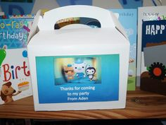 It has been a week  two weeks since Aden's Octonauts party and I think I have recovered enough to post about it. Special thanks to my sister...