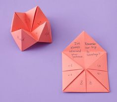 Fortune Teller | Show her the love with unique, personal, easy-to-create sentiments.
