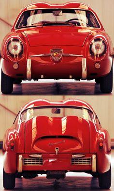 1956 Fiat Abarth 750 GT 'Double Bubble' Zagato...