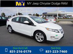 2013 *Chevrolet* *Chevy*  *Volt* *Base*  27k miles $19,999 27444 miles 831-216-0179  #Chevrolet #Volt #used #cars #MyJeepChryslerDodge #Salinas #CA #tapcars