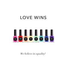We believe in diversity & equality!! LOVE ALWAYS WINS! #toystyle #love #diversity #equality
