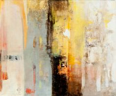 """""""#45,"""" original abstract painting by artist Ines Benedicto available at Saatchi Art #SaatchiArt"""