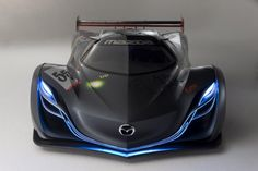 """The Mazda Furai マツダふうらい .), meaning """"sound of the wind"""", is the & last of the Mazda Nagare line of concept cars that have been made by Mazda since Maserati, Bugatti, Lamborghini, Sexy Cars, Hot Cars, Supercars, Dream Cars, Mazda Cx-5, Automobile"""