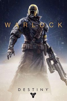 Only character I tried in Alpha.. Look forward to trying them all  - Warlock Destiny