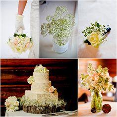White Wedding Flowers