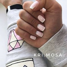 french tip acrylic nails square 2018 - celyacsm . - french tip acrylic nails square 2018 french tip acrylic nails square 2018 - French Nails, French Tip Acrylic Nails, French Nail Designs, Nail Art Designs, Nails Design, Cute Nails, Pretty Nails, Pink Nails, My Nails