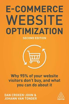 Why 95% of Your Website Visitors Don't Buy, and What You Can Do About it. Understanding People, Customer Behaviour, Website Optimization, What You Can Do, Book Gifts, Your Website, Nonfiction Books, Book Format, Book Lovers